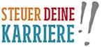 Logo: Steuer deine Karriere. Hier gehts zum Azubi-Blog